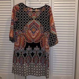Mini tunic dress
